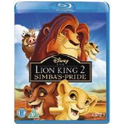The Lion King 2: Simba's Pride [Blu-ray] [Region Free]